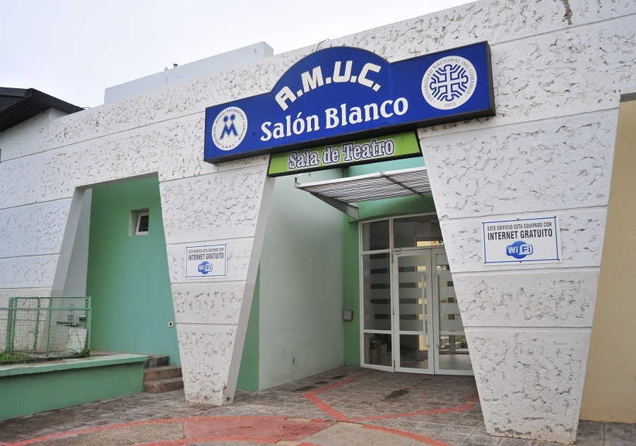 Salon Blanco AMUC